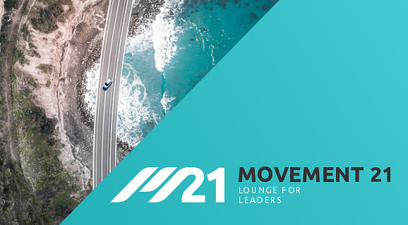 Movement 21 Webdesign